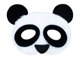 Masker panda kinderen