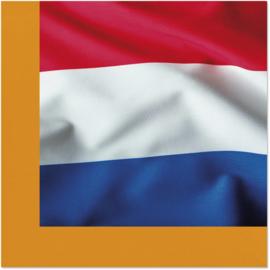 Servetten Nederland 20 stuks | Holland