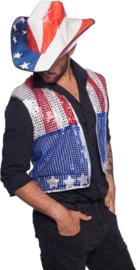 Cowboy hoed USA