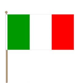Zwaai vlaggetje Italië