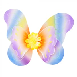 Vleugelset iris rainbow