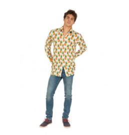 Tropisch ananas overhemd