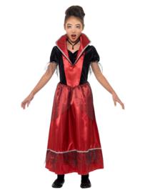 Vampiers prinses jurk