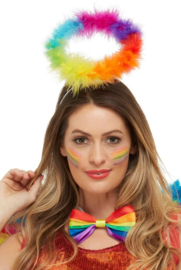 Tiara halo rainbow