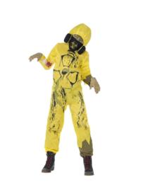 Toxic bio kostuum