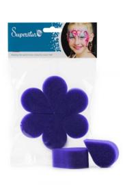 Superstar Eco Vlinder Spons | 6 stuks