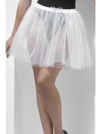 Petticoat onderrok wit