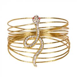 Armband Snake of the Nile | Egypte sieraad