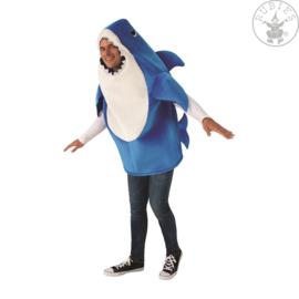 Baby Shark Daddy met geluid kostuum