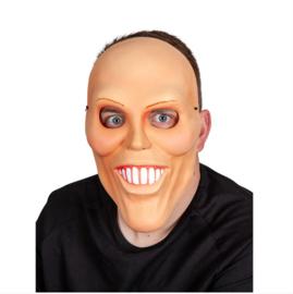 Freaky guy masker smile