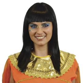Cleopatrapruik Zwart OP = OP