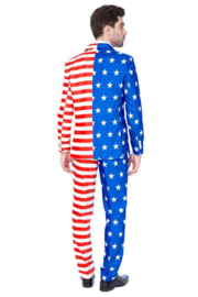 USA suitmeister kostuum