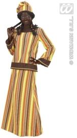 Afrikaanse dames kostuum