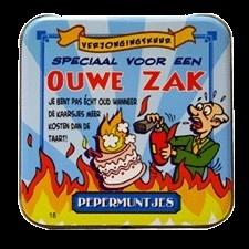 Fun pepermuntjes Ouwe zak
