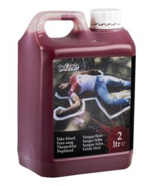 Jerrycan bloed 2 liter