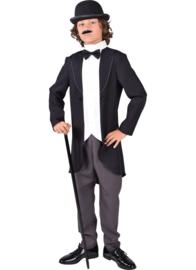 Charlie Chaplin kostuum kinderen