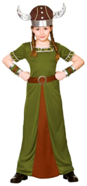 Viking prinses jurkje