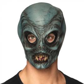 Latex hoofdmasker Alien | Sience Fiction