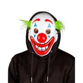 Happy Face Clown masker