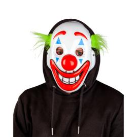 Happy Face Clown masker