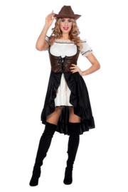 Cowgirl jurk luxe