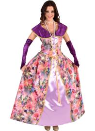 Markiezin roses jurk