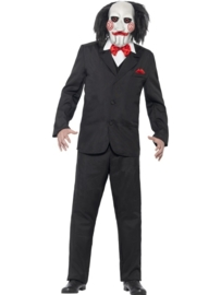 Jigsaw billy kostuum licentie