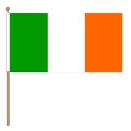 Zwaai vlaggetje Ierland