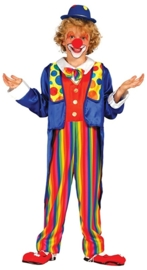 Clowns kostuum