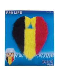 Snor en baardje Belgie