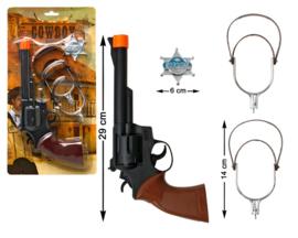 Cowboy pistool set |