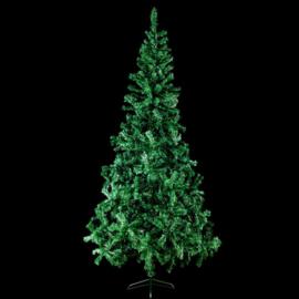 Kunst kerstboom groen 210cm
