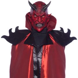 Duivels masker latex