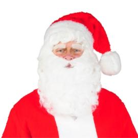 Kerstman haarstel kinzak