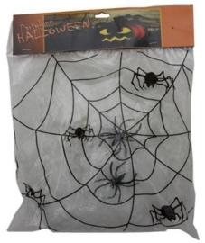 Spinneweb wit 100 gram