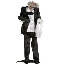 Ober zombie decoratie 150cm