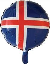 Folieballon IJsland