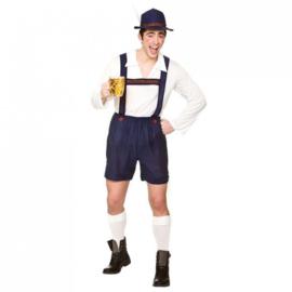 Bavaria bier kostuum complete