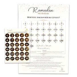 Eid Mubarak kalender
