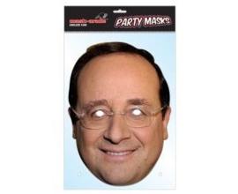 Masker Francois Hollande OP=OP