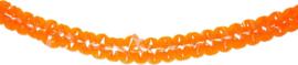 PVC slinger Nederland | oranje topper