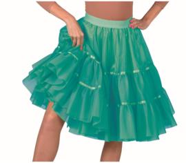 Petticoat turquoise