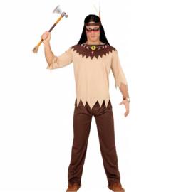 Indianen kostuum Ahanu
