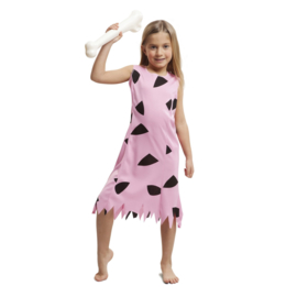 Wilma Flintstone jurkje meisje
