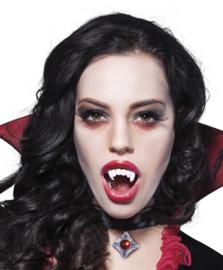 Vampiers tanden halloween
