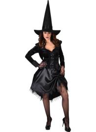 Heksen jurk luxe