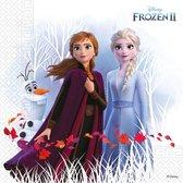Frozen II Destiny Awaits   Composteerbaar servetten