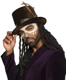Voodoo hoed Damballah