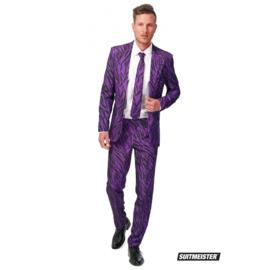 Pimp Tiger suitmeister kostuum