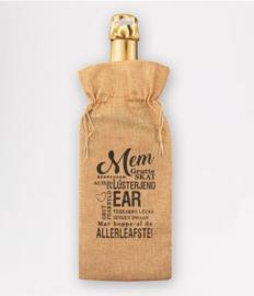 Bottle gift bag - Mem